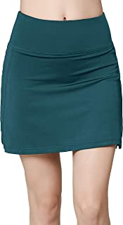 Women's Active Athletic Skirt Sports Golf Tennis Running Pockets Skort