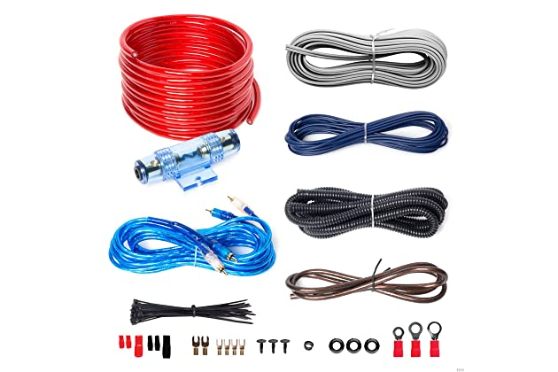 Excellent Best Wiring Harness For Subwoofer Amazon Com Wiring Digital Resources Xeirawoestevosnl