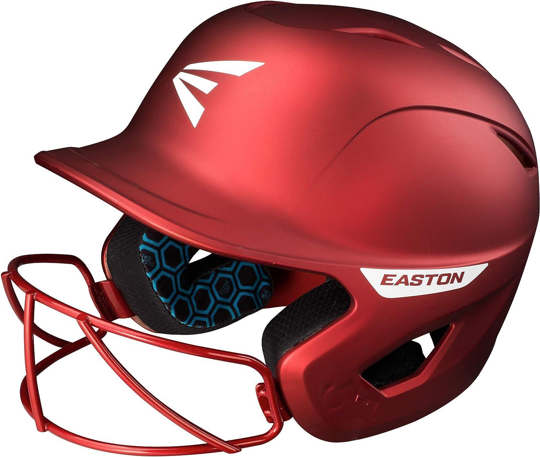 EASTON Ranking TOP3 GHOST Softball Batting Helmet Medium Large Jacksonville Mall Matte Red