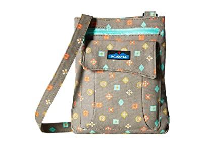 KAVU Keeper (Fun Foulard) Cross Body Handbags