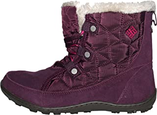 Womens Powder Summit Shorty Waterproof Boots Insulated Bootie