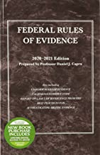 Federal Rules of Evidence, with Faigman Evidence Map, 2020-2021 Edition (Selected Statutes) PDF