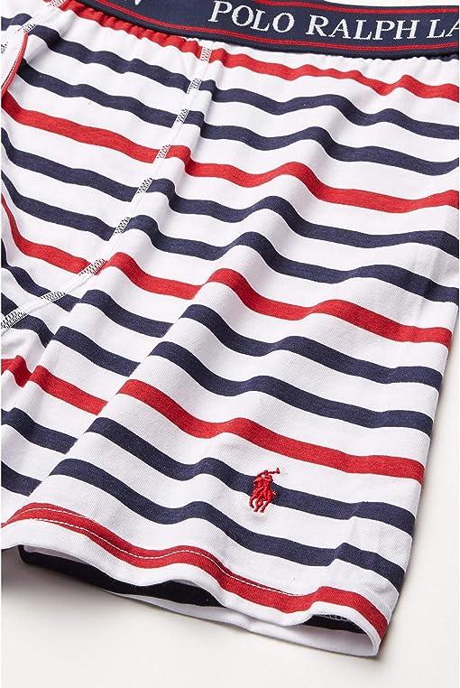 Cruise Navy/Pale Royal Heather/White Multi Stripe