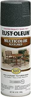 Rust-Oleum 223525 Multi-Color Textured Spray Paint, 12 oz, Aged Iron