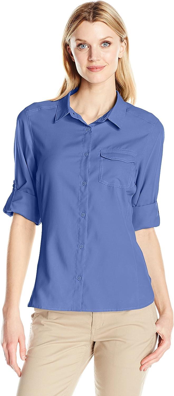 Columbia Women's East Ridge Ii Long Sleeve Shirt