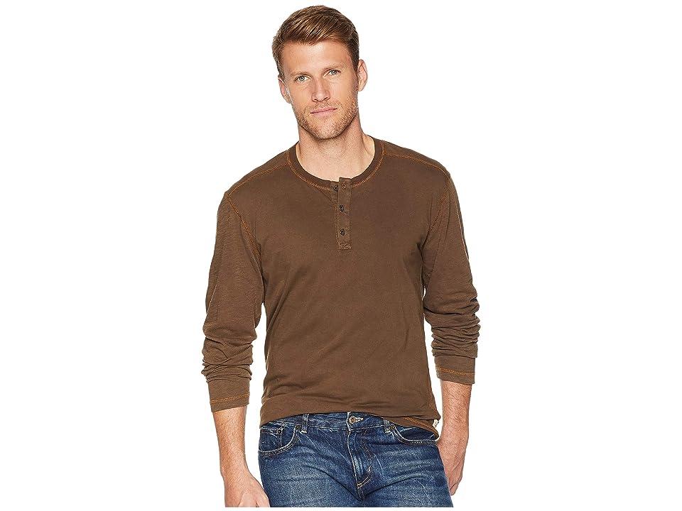 Image of Agave Denim Abbott (Black Coffee) Men's Clothing