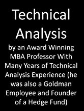 Technical Analysis by an Award Winning MBA Professor With Many Years of Technical Analysis Experience (he was also a Goldman Employee and Founder of a Hedge Fund)