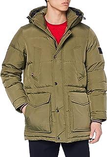 Tommy Hilfiger Men's Tommy Down Hdd Parka Jacket