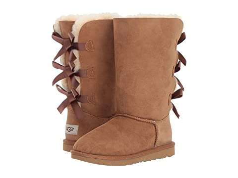 ugg kids bailey bow tall ii little kid big kid at zappos com rh zappos com