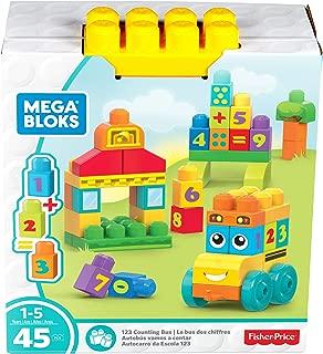 Mega Bloks FBM80 Construction, Building Sets & Blocks  3 - 6 Years,Multi color