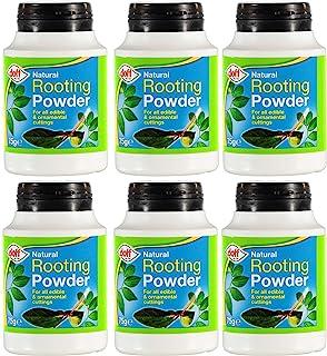 6 X Doff 75g Natural Hormone Rooting Powder