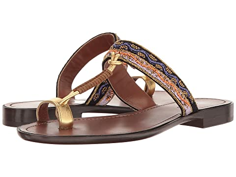 Toe Ring Sandal Etro