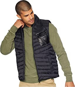 Down Blend Quilted Puffer Vest