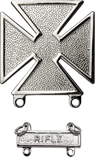 marksman army badge