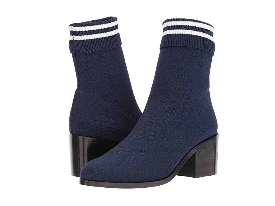 Opening Ceremony Court Ankle Boot (Collegiate Navy) Women