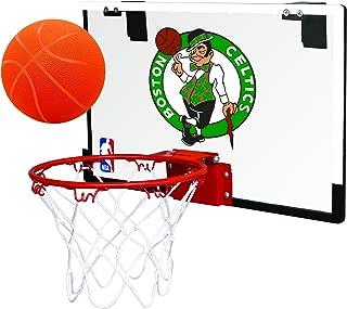 NBA Game On Polycarbonate Hoop Set (All Team Options)