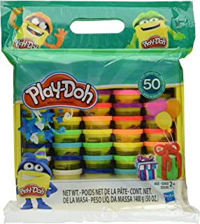 Play-Doh Modeling Compound 50- Value Pack Case of Colors...
