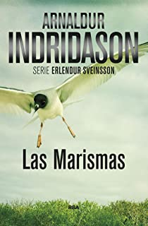 Las Marismas: Serie Erlendur Sveinsson III