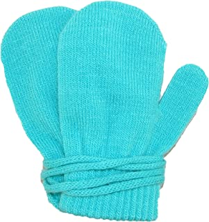 Hold/'Em One Piece Mitten//Glove Clips for Kids//Toddler Fully Adjustable