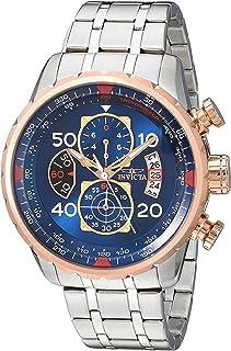 [インビクタ] Invicta 腕時計 AVIATOR 18k Rose Gold Ion-Plated Watch 17203 メンズ 【並行輸入品】
