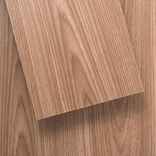 Luxury Vinyl Floor Tiles by Lucida USA | Peel & Stick Adhesive Flooring for DIY Installation | 36 Wood-Look Planks | BaseC...