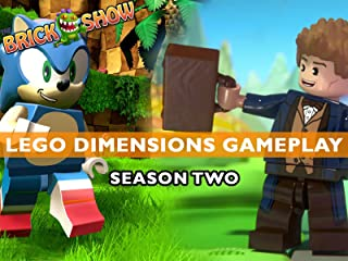 Clip: LEGO Dimensions Gameplay