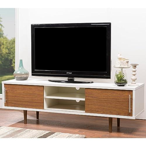 Mid Century Modern Tv Stand Amazon Com