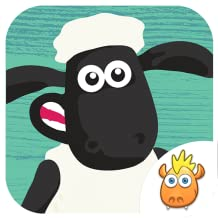 Shaun learning games for kids; Maths, Space, Memory, Jigsaw Puzzles, Paint and Color