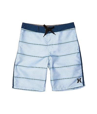 Hurley Kids Shoreline Boardshorts (Big Kids) (Psychic Blue) Boy