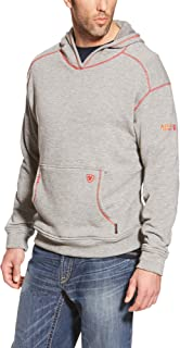 Ariat Men's Flame Resistant Polartec HoodieShirt