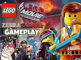 Clip: Lego Movie Videogame Gameplay - Zebra Gamer