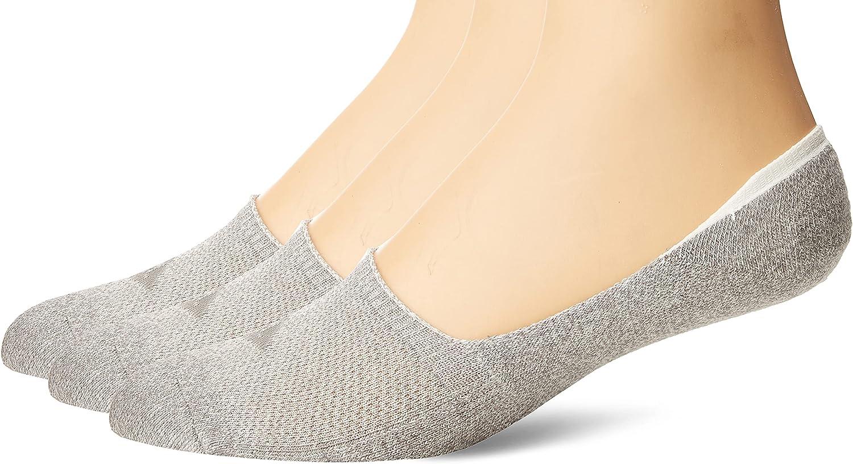 Sperry mens Marl Half-cushion 3 Pack Liner Socks