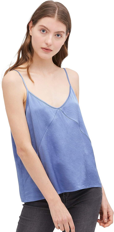 LilySilk Silk Camisole for Women Basic Adjustable Straps Cute Ladies Tank Tops