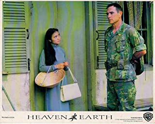Original Photo Heaven And Earth Hiep Thi Le Tommy Lee Jones Warner Bros Company Printed in U S A