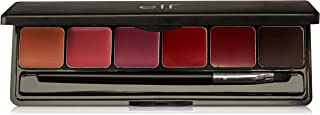 e.l.f. Cosmetics Runway Ready Lip Palette, Includes Six Must-Have Lip Colors, Berry Bliss