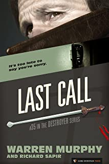 Last Call (The Destroyer Book 35)