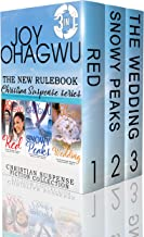 The New Rulebook Christian Suspense series:  Books 1-3 Collection (The New Rulebook Series Boxed Set 1)