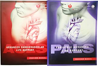 Provider Manual Bundle - Advaned Cardivascular Life Support (ACLS) & Pediatric Advanced Life Support (PALS)
