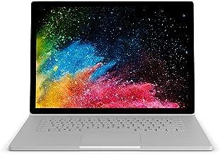 Microsoft Surface Book 2 - Ordenador portátil convertible táctil 13.5'' (Intel Core i7-8650U, 16GB RAM, 1TB SSD, Nvidia GeForce GTX1050-2GB, Windows 10 Pro) Plata - Teclado QWERTY Español