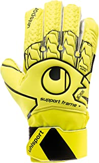 uhlsport Soft Support Frame Finger & Thumb Protection+ Junior Goalkeeper Gloves