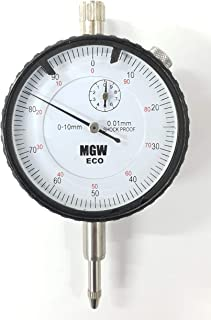 MGW ECO Dial Gauge 0.01mm 10mm