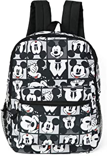 Disney Mickey Mouse All Over Print Backpack Backpack