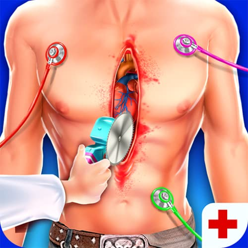Heart Surgery ER Emergency Hospital - Doctor Games