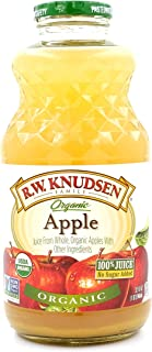 Knudsen, Organic Apple Juice, 32 oz