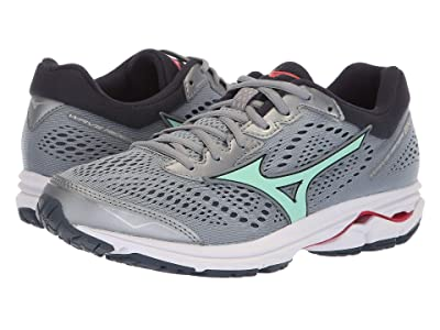 Mizuno Wave Rider 22 (Tradewinds/Teaberry) Women
