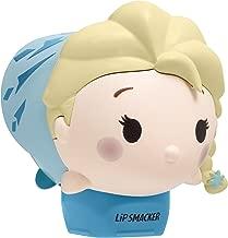 Lip Smacker Disney Tsum Tsum Balm, Elsa Icy Snow Queen, 0.23 Pound