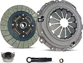 Stage 1 Clutch Kit Works With Honda Civic Dx Gx Lx Ex Hf Natural Gas Touring Ex-L Dx-G Sport Lxs 2006-2014 1.8L l4 GAS SOHC Naturally Aspirated