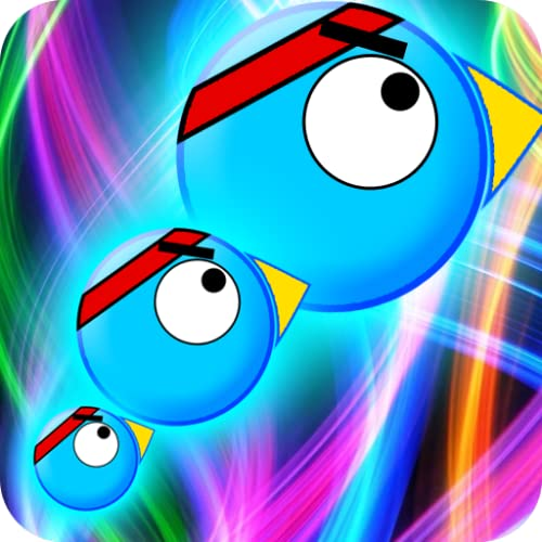Alpha Jetpack X 2 : Ninja Bird Run - by Panda Tap Games