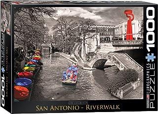 Best EuroGraphics San Antonio River Walk Puzzle (1000-Piece) (6000-0664) Review