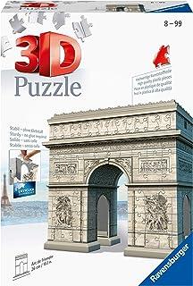 Ravensburger - Puzzle 3D - Building - Arc de Triomphe - 12514